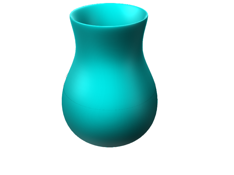 Vase - 3D design by 23hessm on Feb 22, 2018