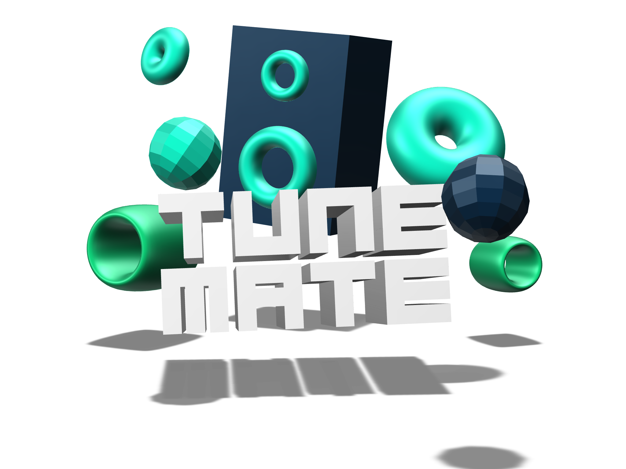 Tune - 3D design by kris.hart.design Mar 16, 2018