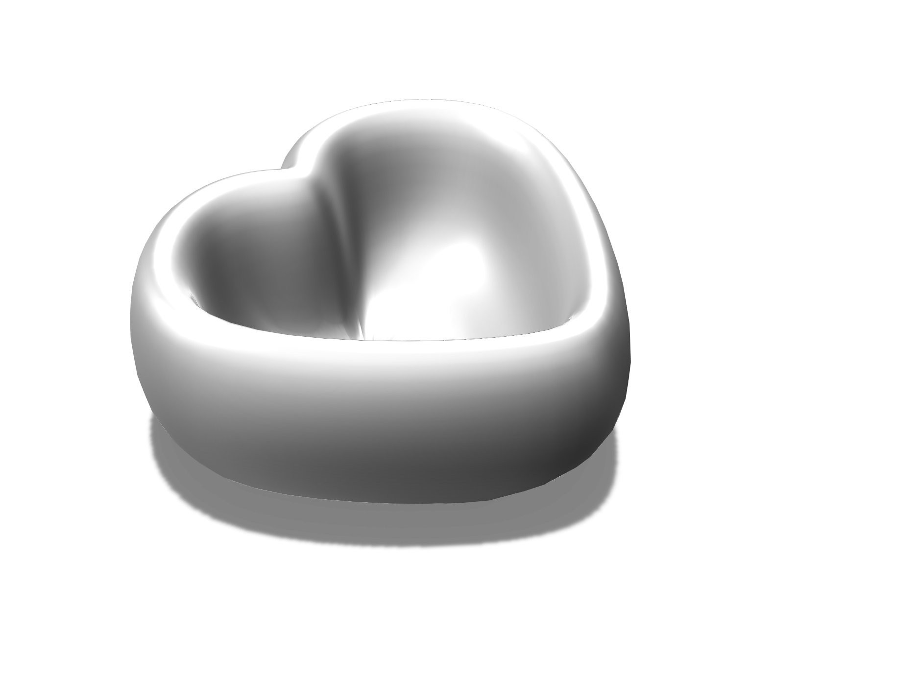 Heart - 3D design by Nico Salazar Feb 5, 2018