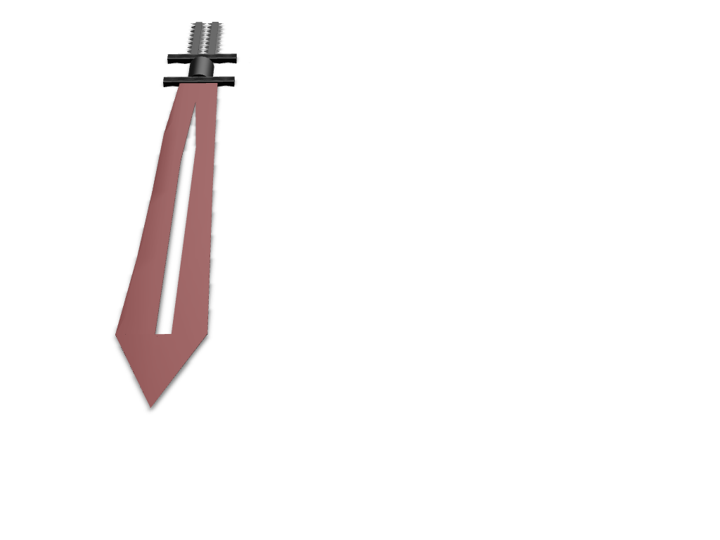 Bloodsword - 3D design by sebastiandollybbb Sep 13, 2017
