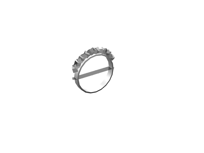 Ring - 3D design by symihad on Sep 29, 2017