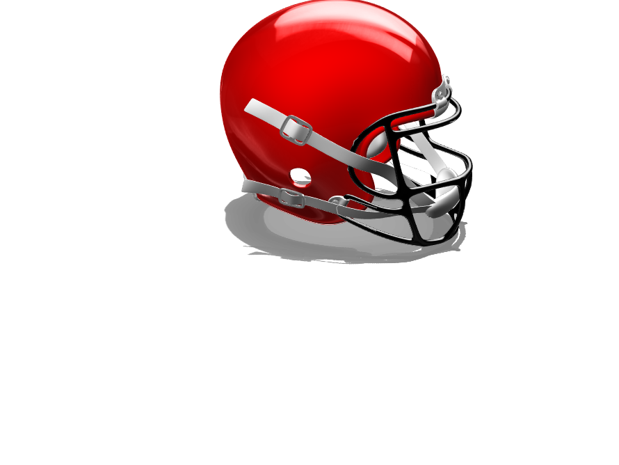 NFL Helmet - 3D design by haydenwhitney13 Feb 23, 2018