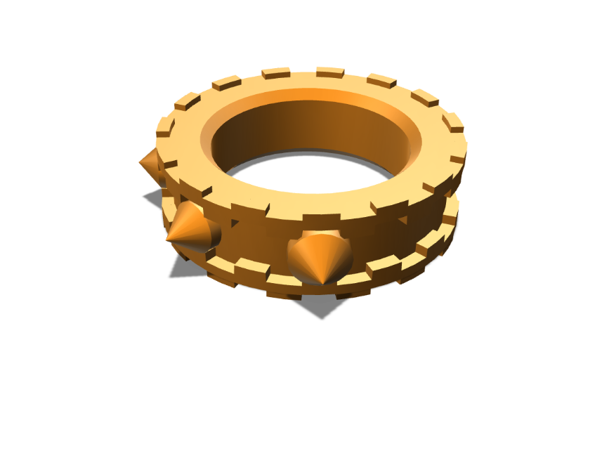 ANILLO_00 - 3D design by Alejandro Diaz Sep 3, 2017