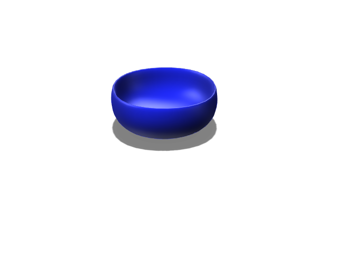 bowl - 3D design by trinityn Jan 11, 2018