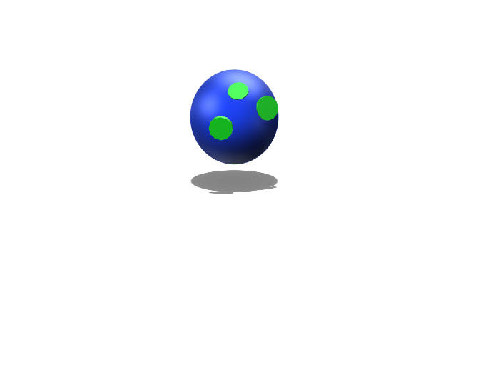earth - 3D design by jwe007 Apr 27, 2018