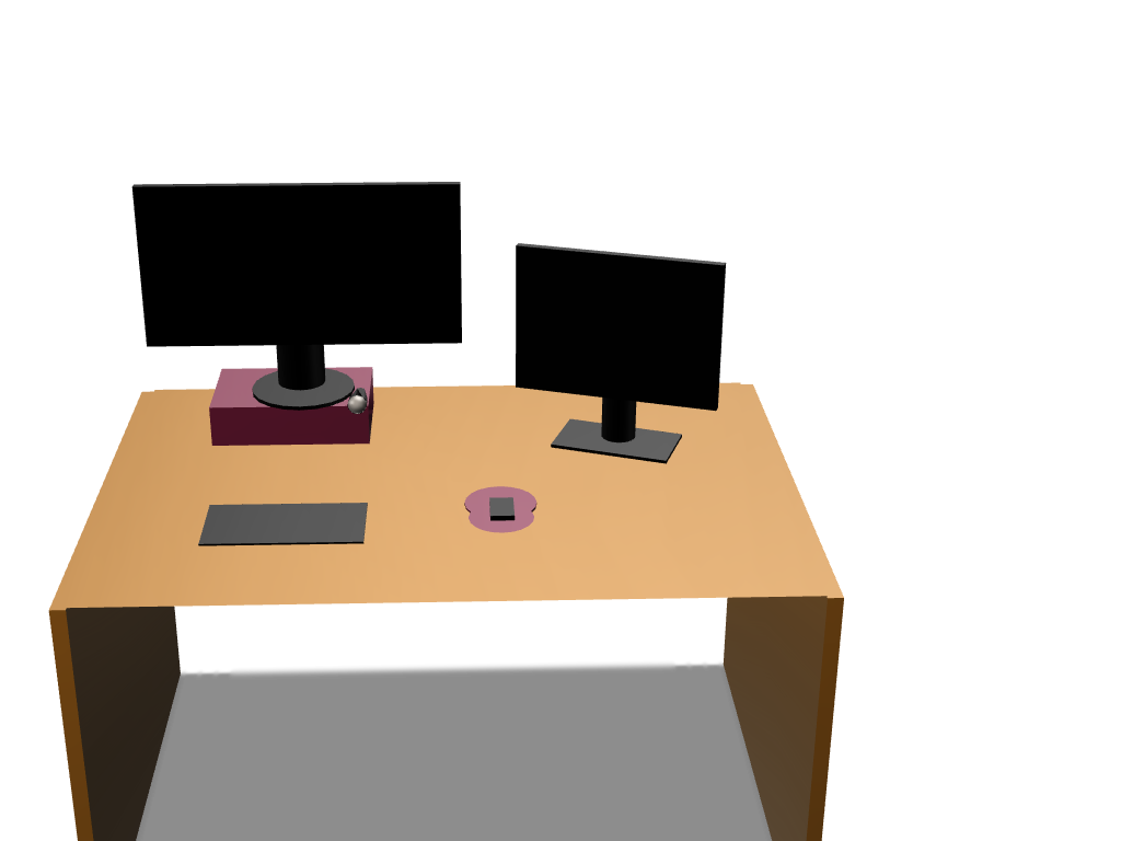 desk - 3D design by cryatonic555 Sep 20, 2017