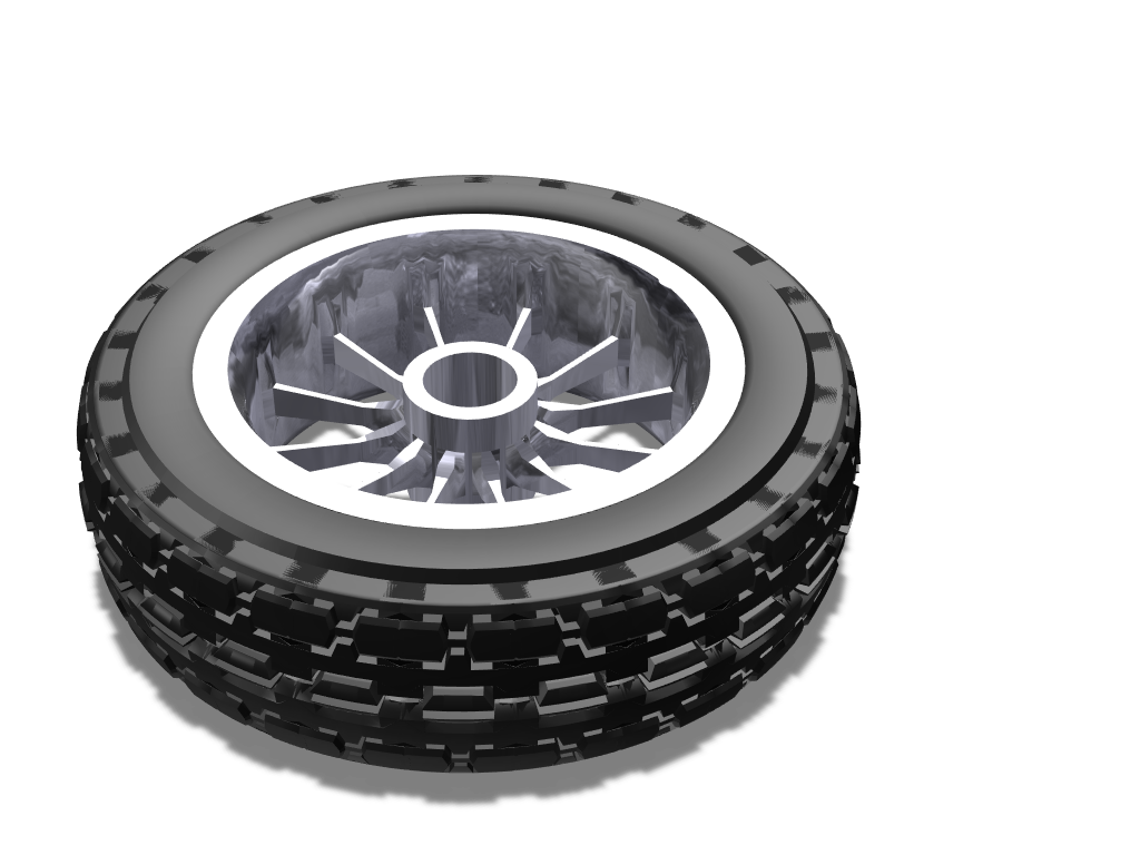 Rims - 3D design by Jason Berg on May 8, 2018