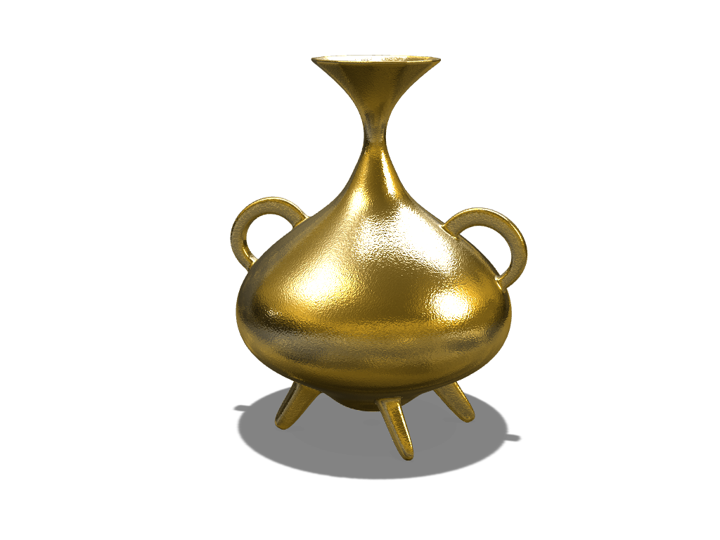 Vaso2 - 3D design by Lucyga Oct 3, 2017