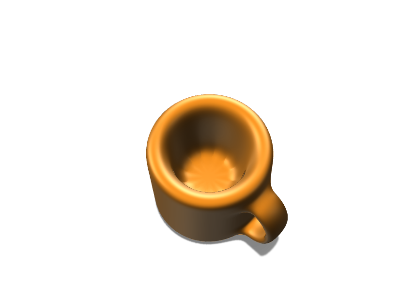 Coffee - 3D design by Jakob Henerey on May 22, 2018
