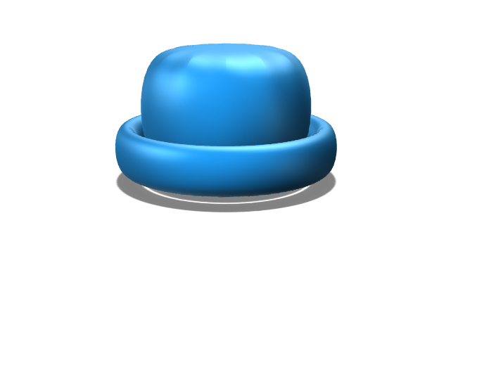 hat - 3D design by nicholas.cheung.2024 Dec 14, 2017
