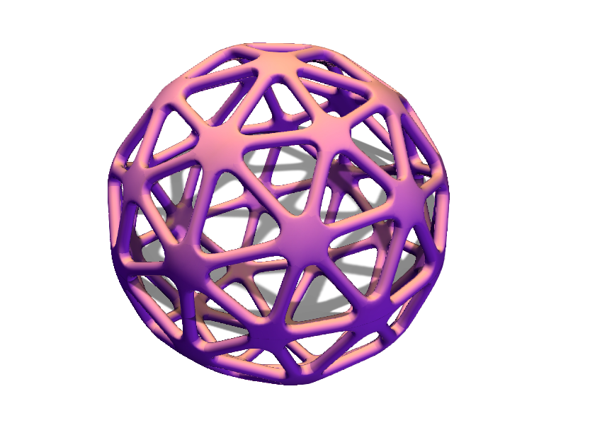 Christmas ornament - 3D design by ccarver-longley Mar 14, 2018