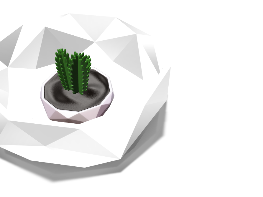 Mini greenhouse - 3D design by kjanaewilliams on Apr 11, 2018