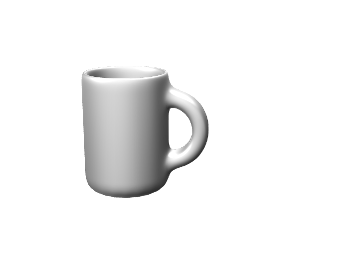 Mug - 3D design by johnsde Sep 25, 2017