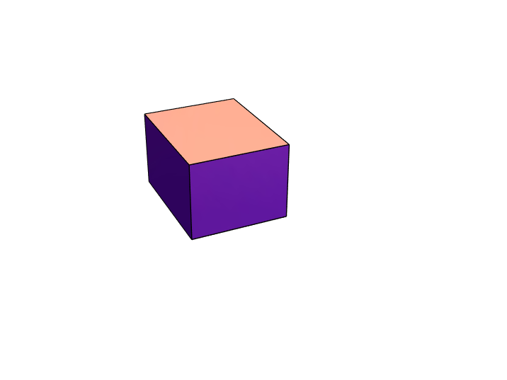 new cube - 3D design by Friderika Covalciuc May 27, 2018