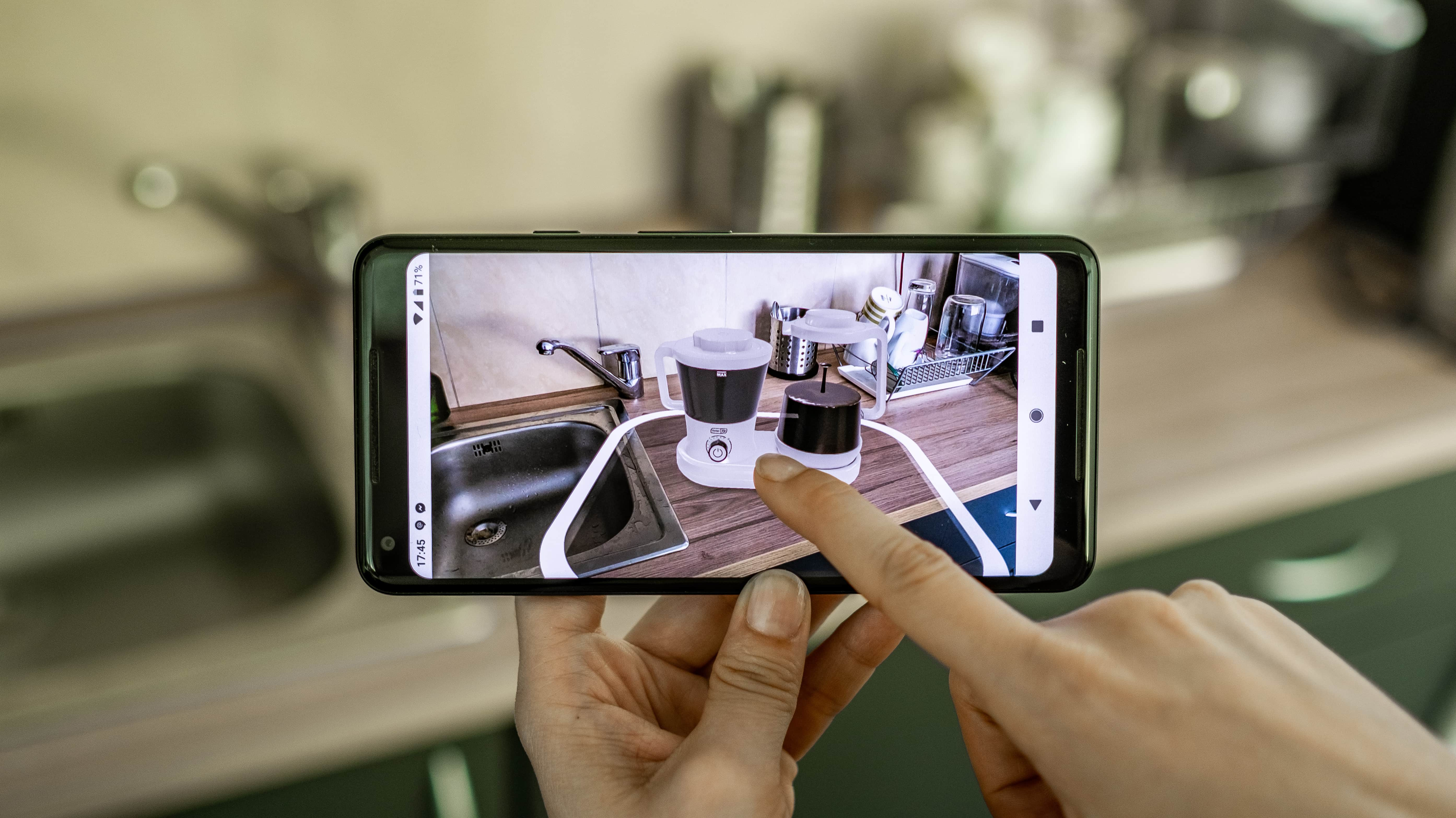 The Vectary Viewer now supports AR on both iPhones and Androids