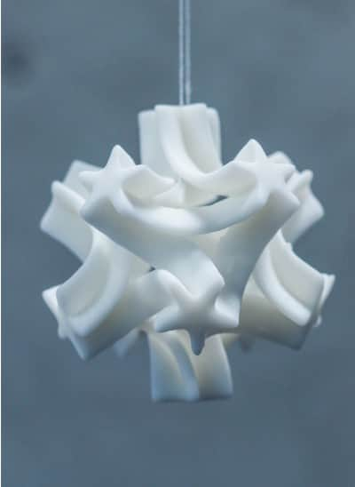 3D printable christmas decorations ornaments 1