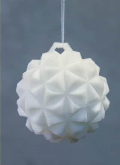 3D printable christmas decorations ornaments 10