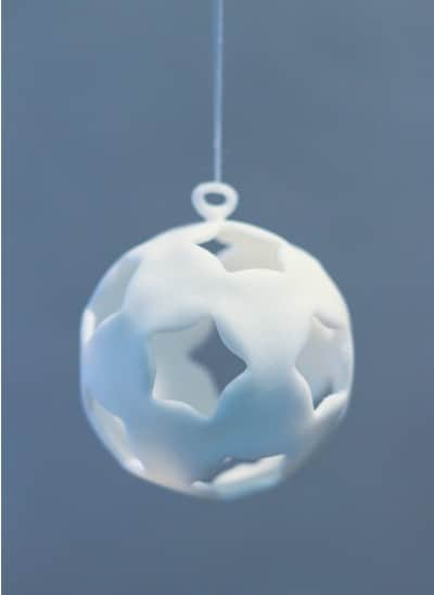 3D printable christmas decorations ornaments 12