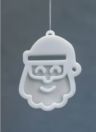 3D printable christmas decorations ornaments 2