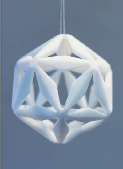 3D printable christmas decorations ornaments 3