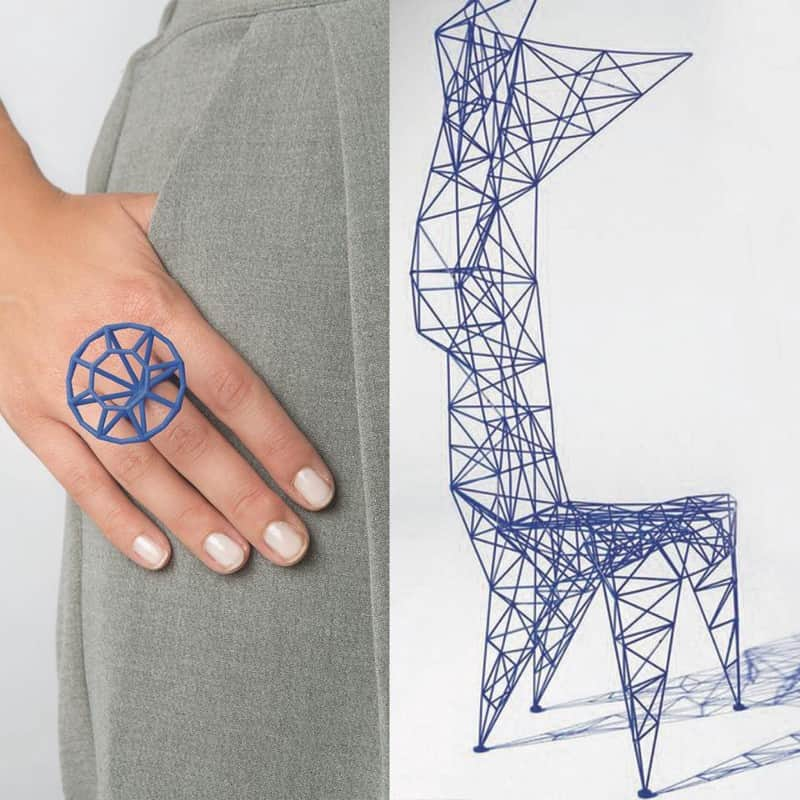 3D printed jewelry designers maison203