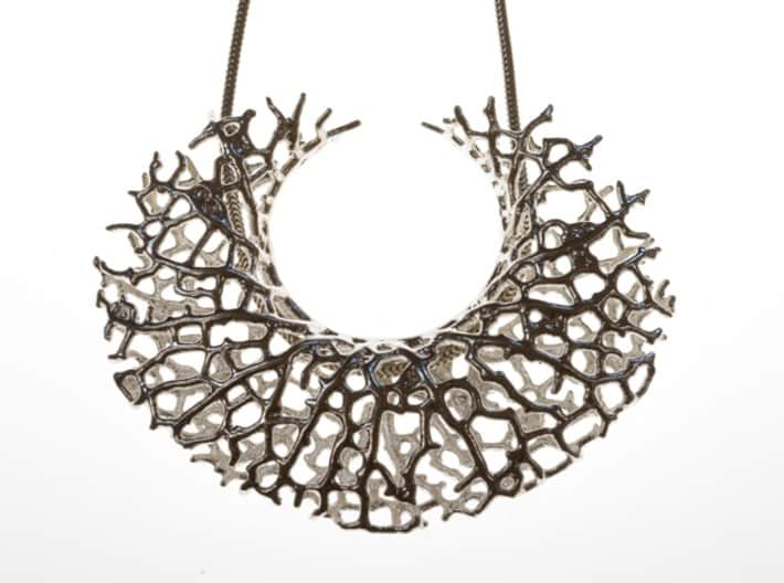 3D printed jewelry designers nervous system