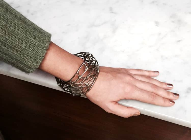 3D printed jewelry designers slice lab