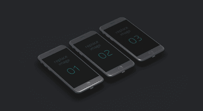 15+ free 3D mockups of devices for every designer