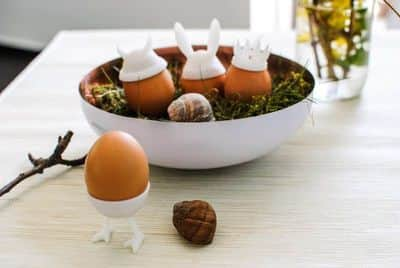 Have fun decorating eggs: 4 original 3D printing ideas to fill up you Easter basket