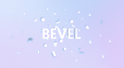 Bevel tool - How to create rounded corners