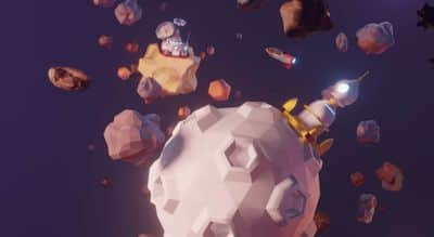 Low Poly Space Collection by Roman Klčo