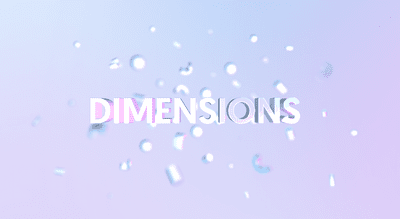 Dimensions - how to measure in 3D
