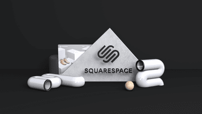 How to put an interactive 3D or AR design on to a Squarespace website
