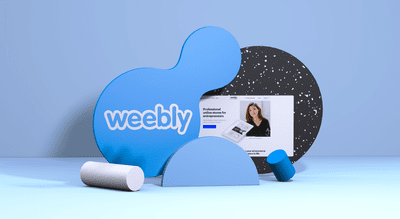 How to put an interactive 3D or AR design on to a Weebly website