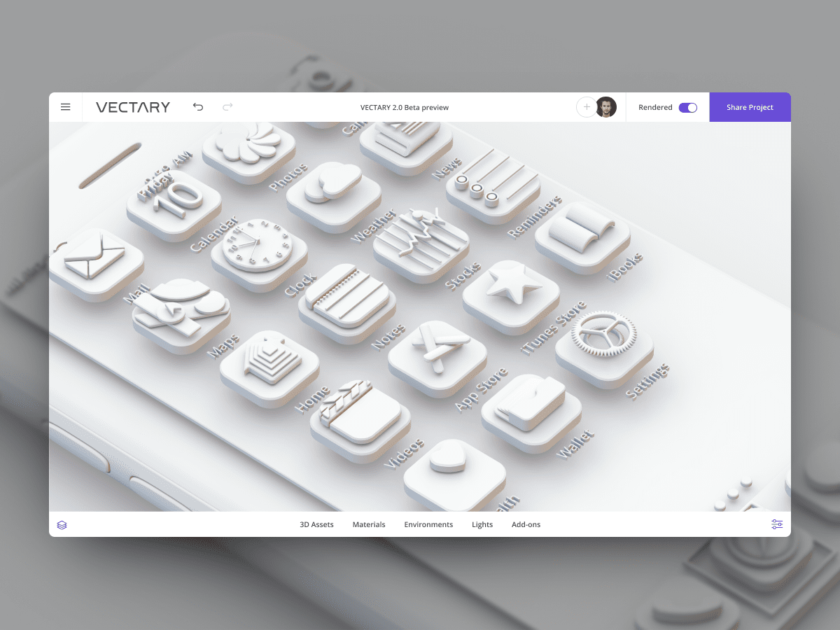icons-template-vectary-3D-design