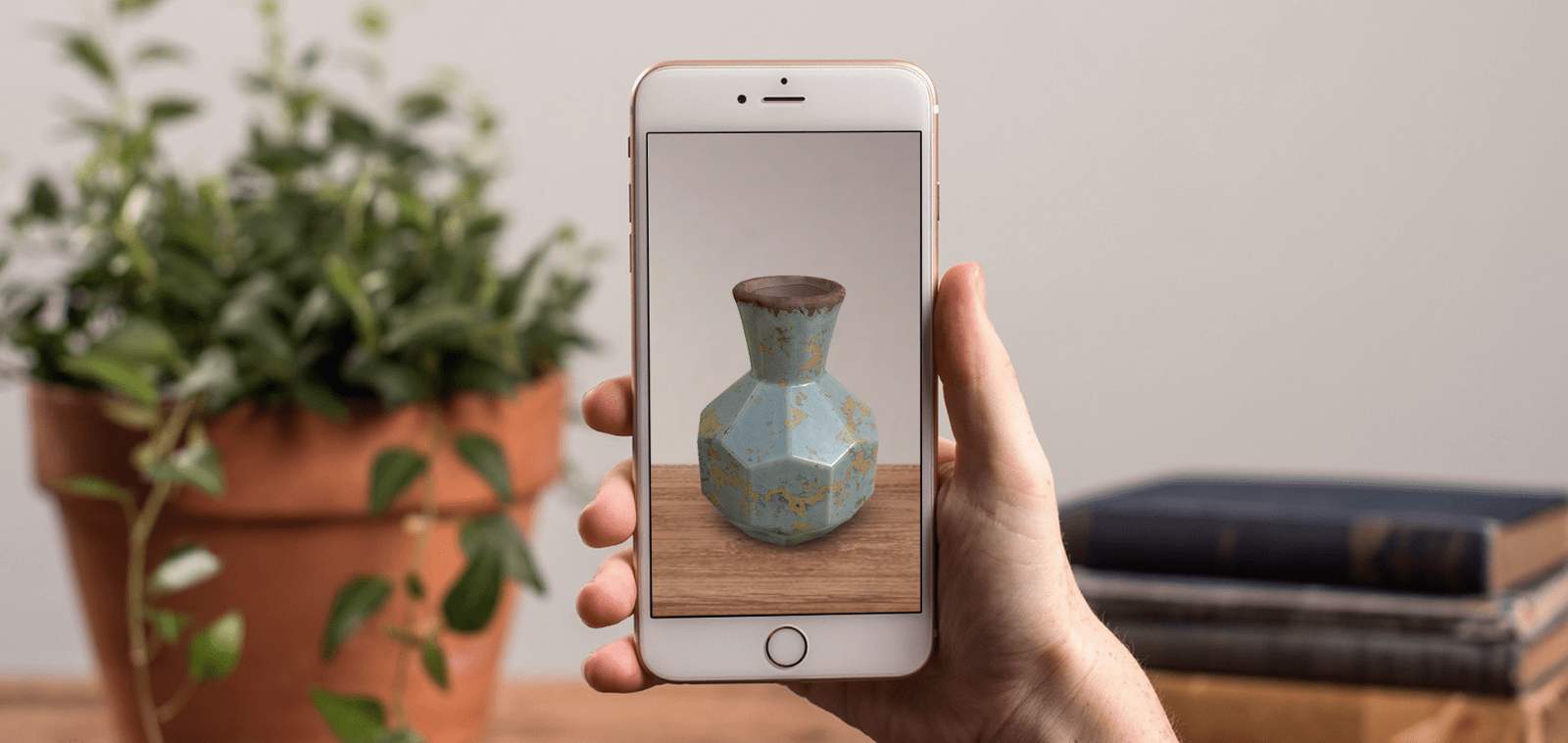 shopify AR usdz quick look vectary embed