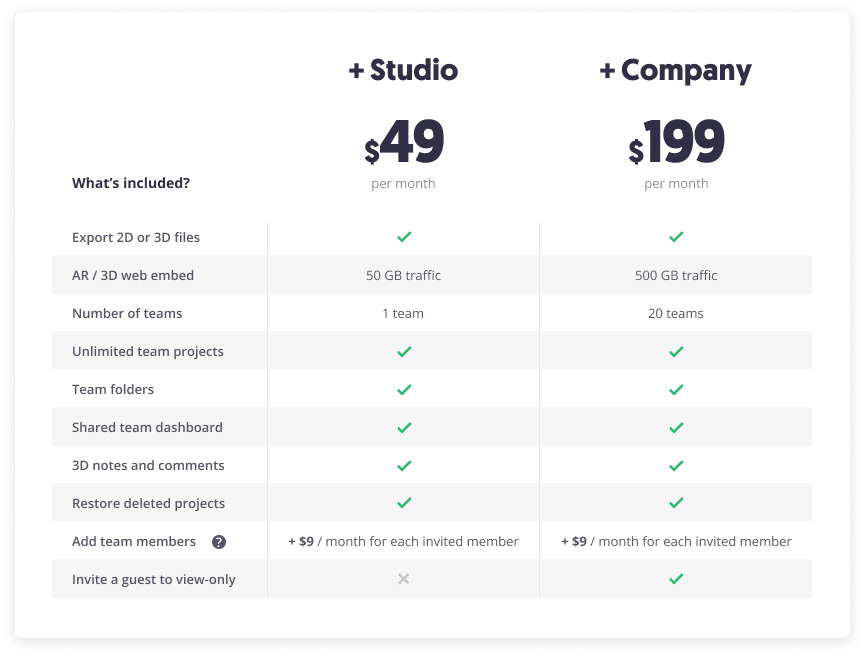 studio-company-pricing-vectary