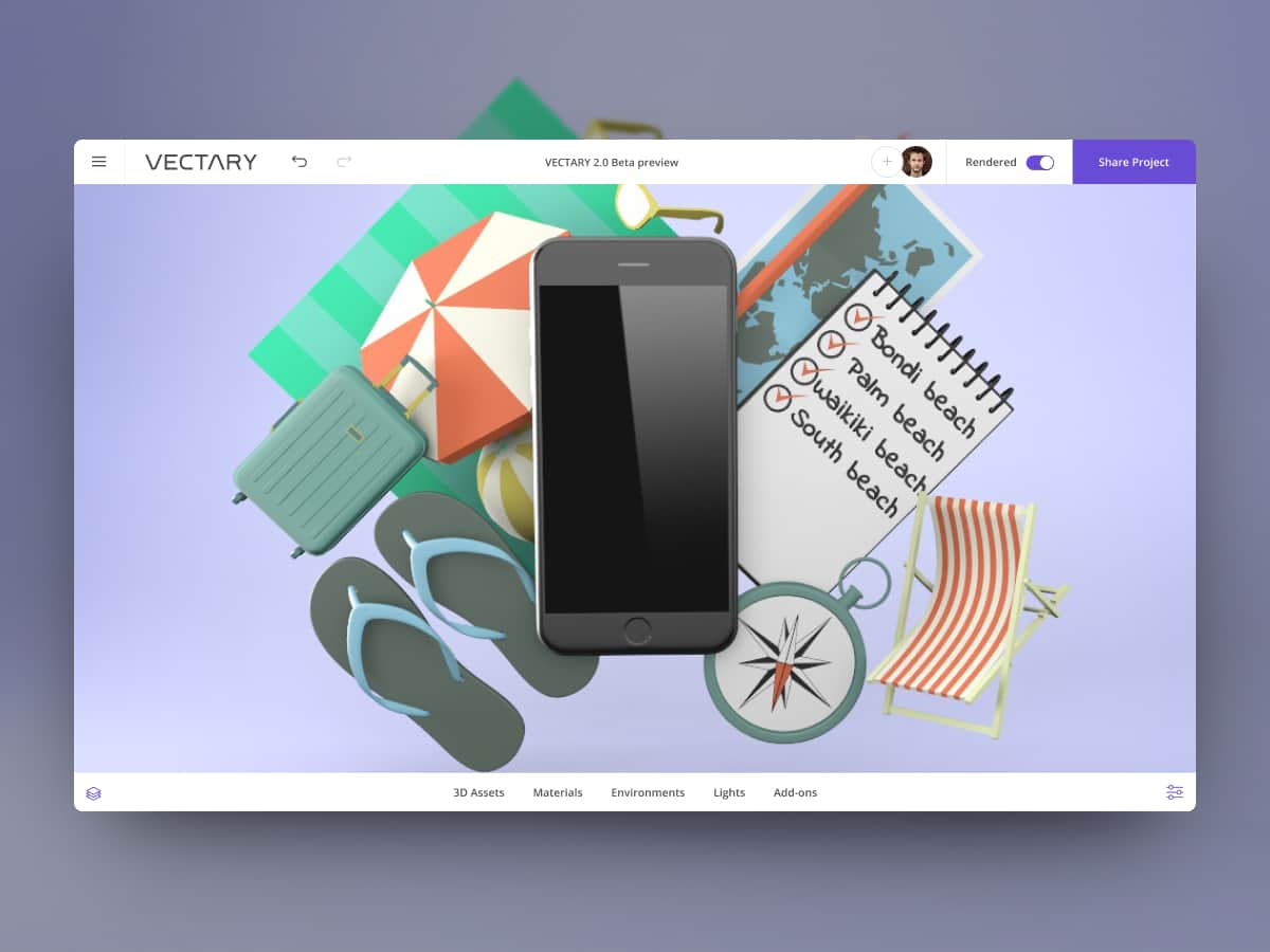 Download 3D mockup templates maker - Create your own Free Mockups