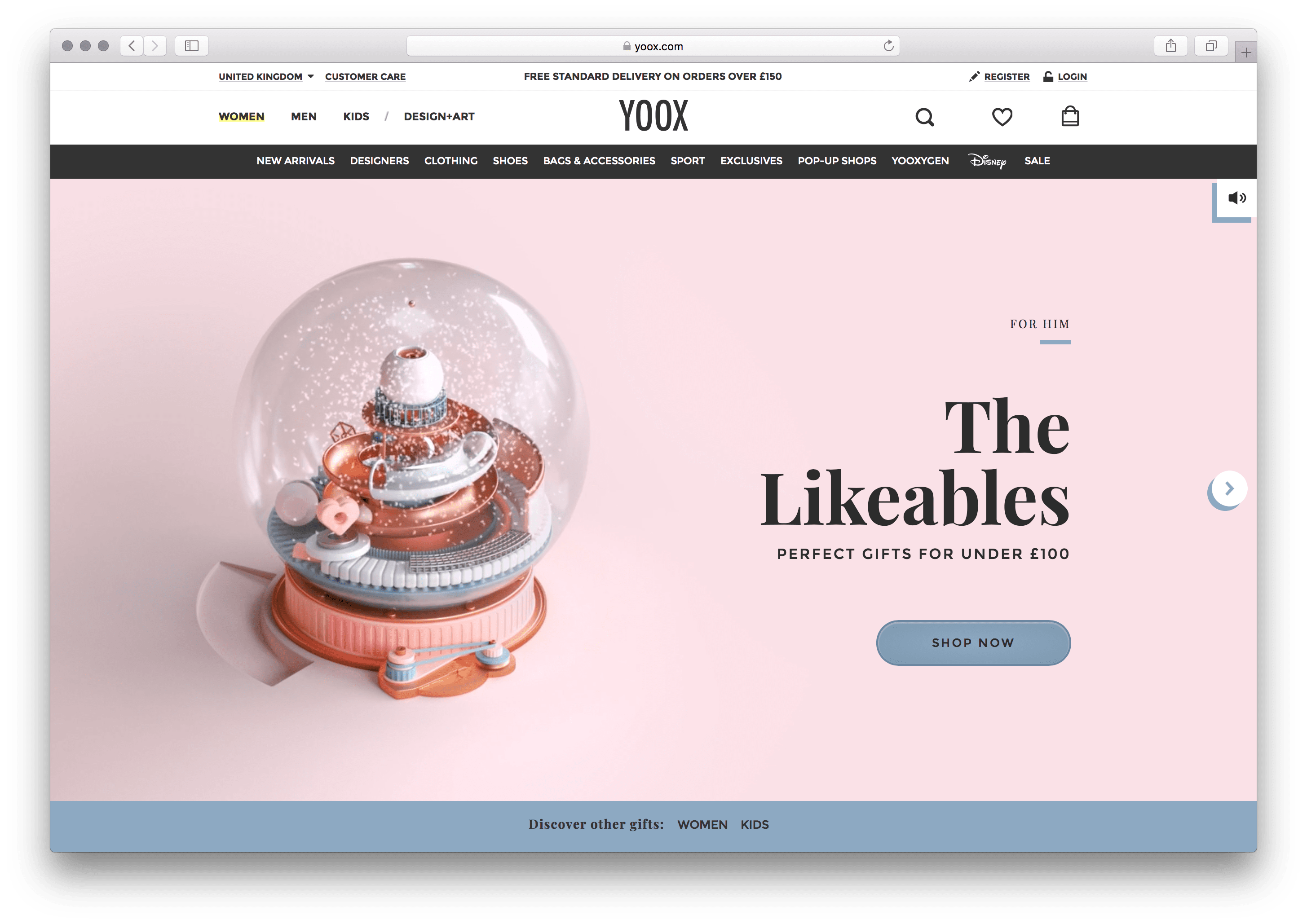 yoox-3D-design-inspiration-globe-campaign-gifts-ecommerce-website-web